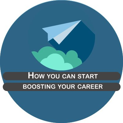 How you can start boosting your career