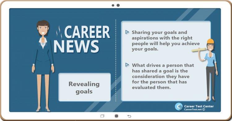 Revealing goals